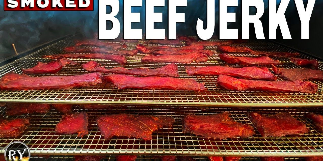 3 bags of Jerky- Enjoy 1/2 lb. of the Freshest Beef